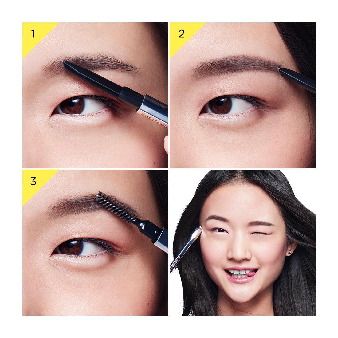 Benefit Goof Proof Eyebrow Pencil Shade 04 Medium Lazada Singapore