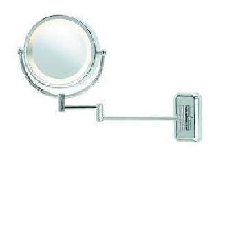 MARKSLOJD MIRROR WALL LAMP CHROME  - DELIGHT