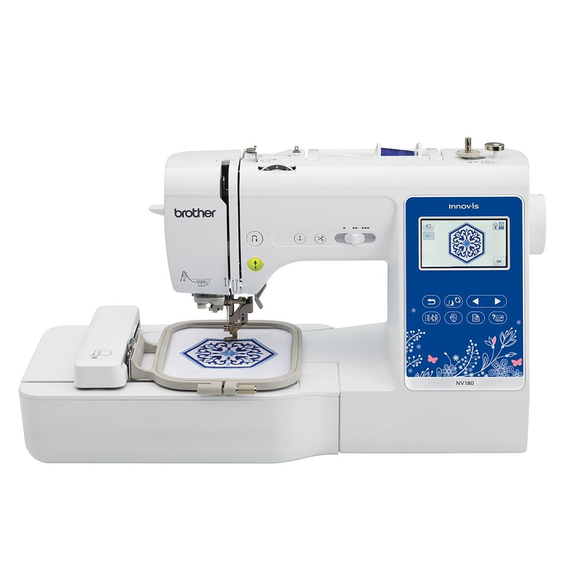 BROTHER SEWING & EMBROIDERY MACHINE NV180