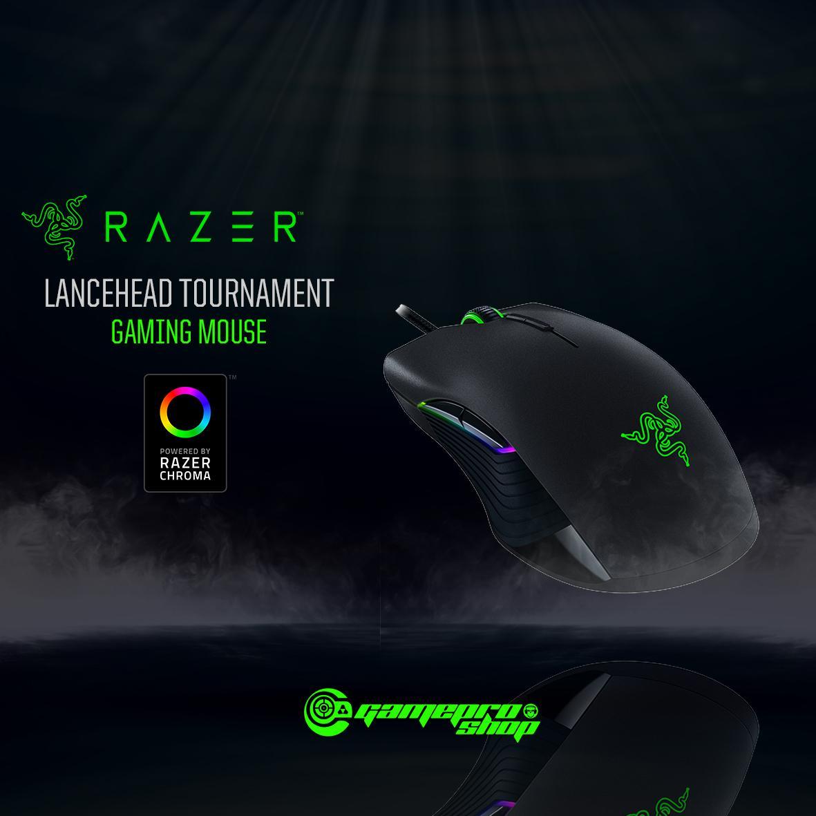 Price Razer Lancehead Tournament Edition Gaming Mouse Gss Promo Razer Singapore