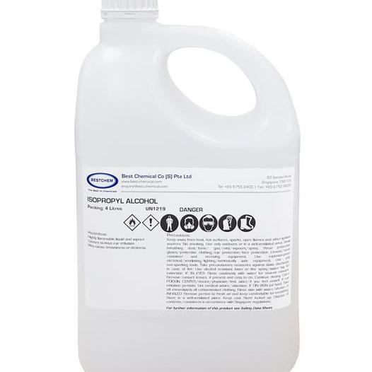 Price Comparisons For Bestchem Isopropyl Alcohol Ipa Industrial Grade