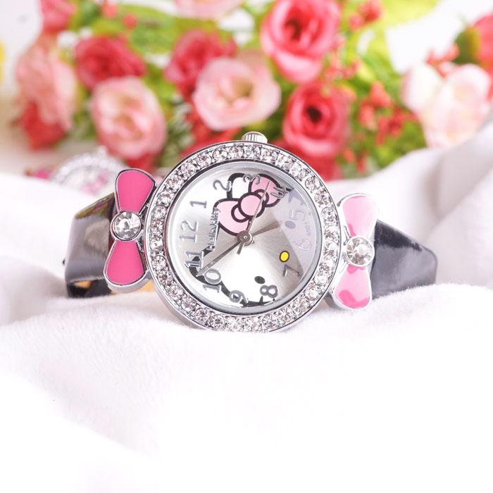 New Style Korean Style Cute Quartz Womens Watch Kids Watch Girls Waterproof Cartoon Girls Princess Table Students Electronic Watch Malaysia