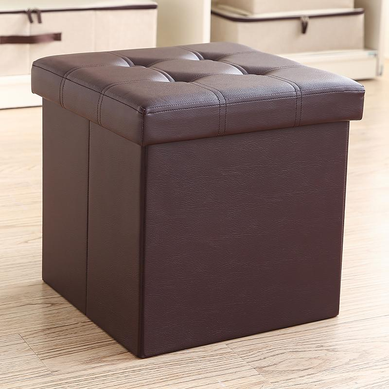 Top Rated Leather Multi Functional Chuang Wei Ju Folding Sofa Deng Storage Chair