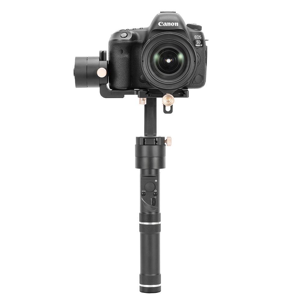 Terbaru Zhiyun CRANE Ditambah 3 AXIS Handheld Stabilizer Gimbal untuk Mirrorless DSLR Sony A7/Panasonic Lumix/Nikon J/ canon M