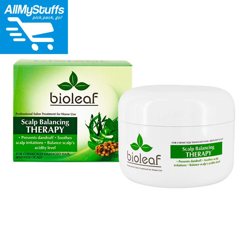 Sale Bioleaf Scalp Balancing Therapy 200G Bioleaf On Singapore