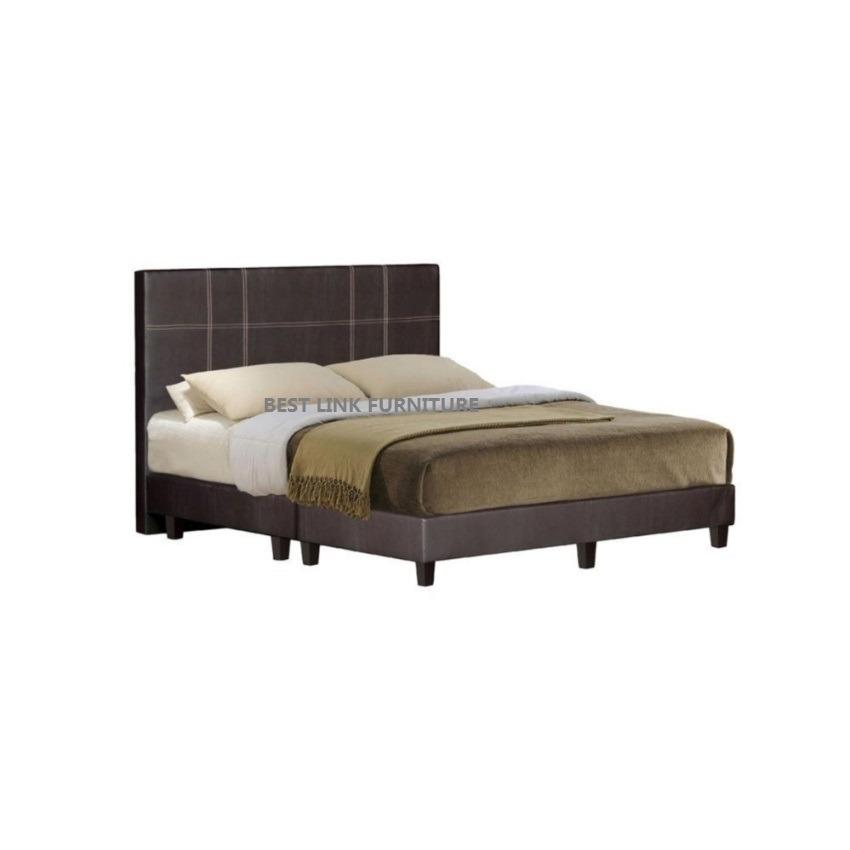 Buy Best Link Furniture Blf 403 Bed Frame 6 Foam Mattress Queen
