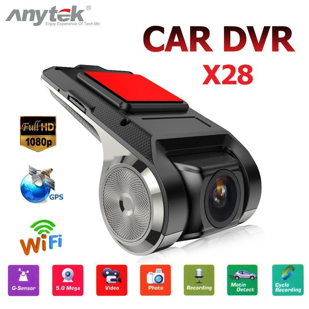 Car Cameras Buy At Best Price In Malaysia Lazada Peugeot 206 Fuse Box W Toy Anytek X28 Dvr Camera Video Recorder Wifi Adas G Sensor Dash