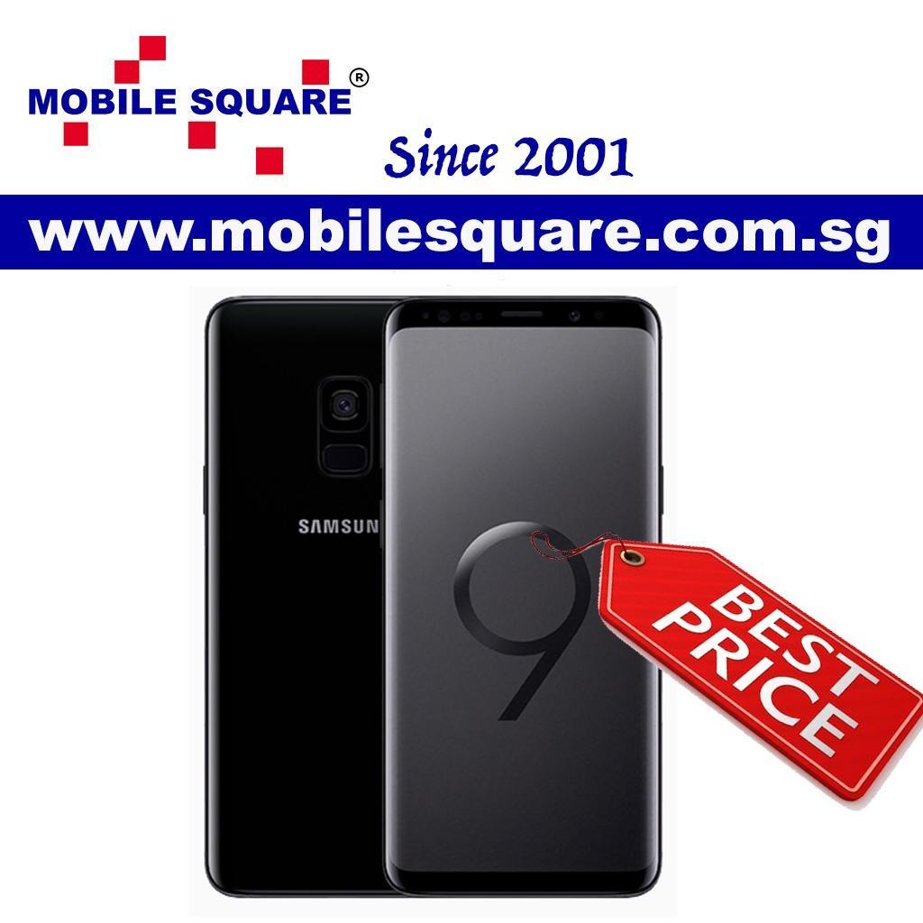 Sale Samsung Galaxy S9 64Gb 6Gb Ram On Singapore