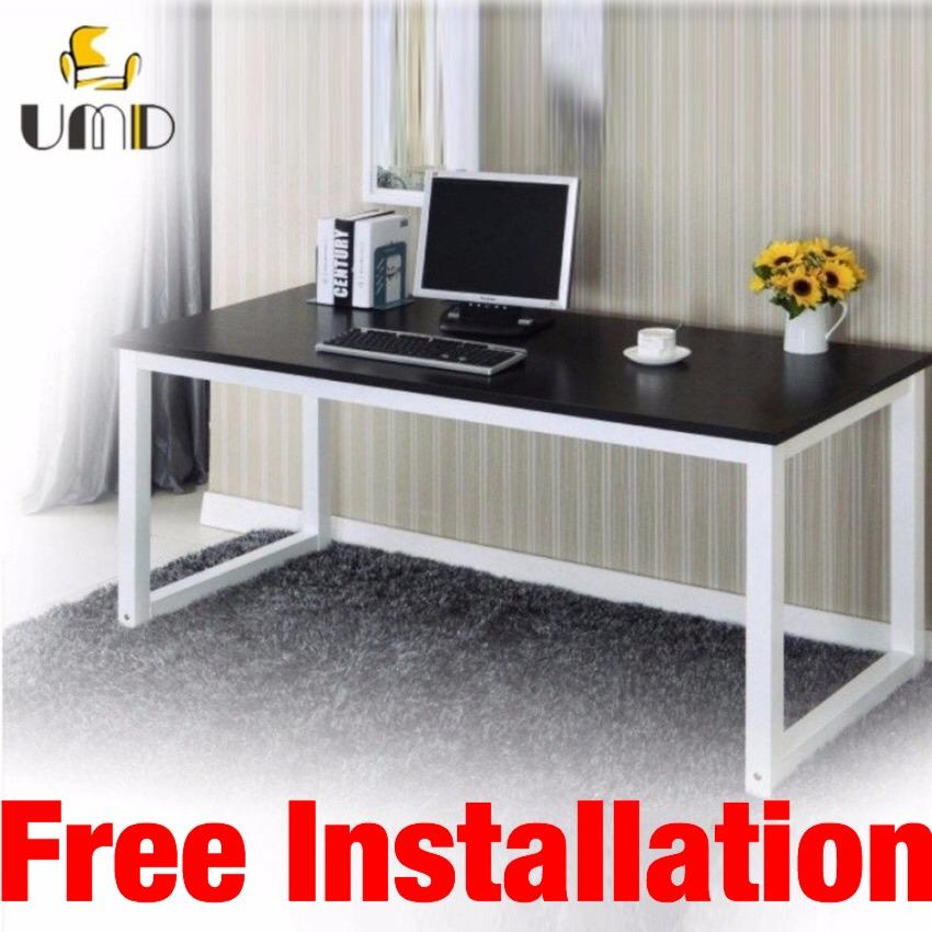 Umd 140L 60D 75H Study Table Study Desk Computer Table Computer Desk Price Comparison