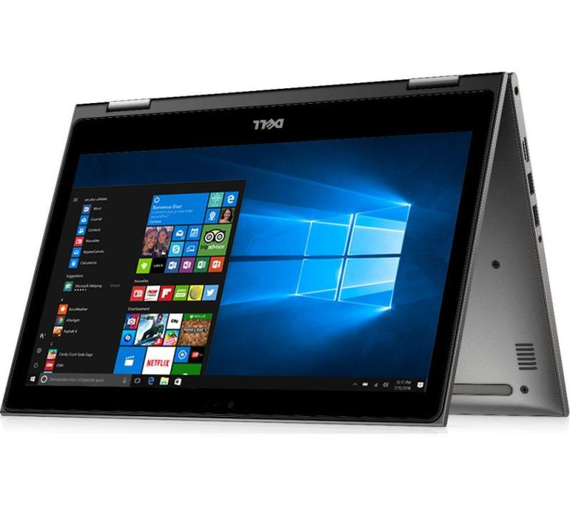 [NEW ARRIVAL 2018] DELL 8th Generation i5 Inspiron 13 (5379)  Series 2-in-1  Intel(R)Core(TM) i7-8550U 8GB DDR4 256GB SSD  Windows 10 Home 13.3-inch FHD (1920 x 1080) IPS Truelife LED-Backlit Touch Display with Wide Viewing Angles-I