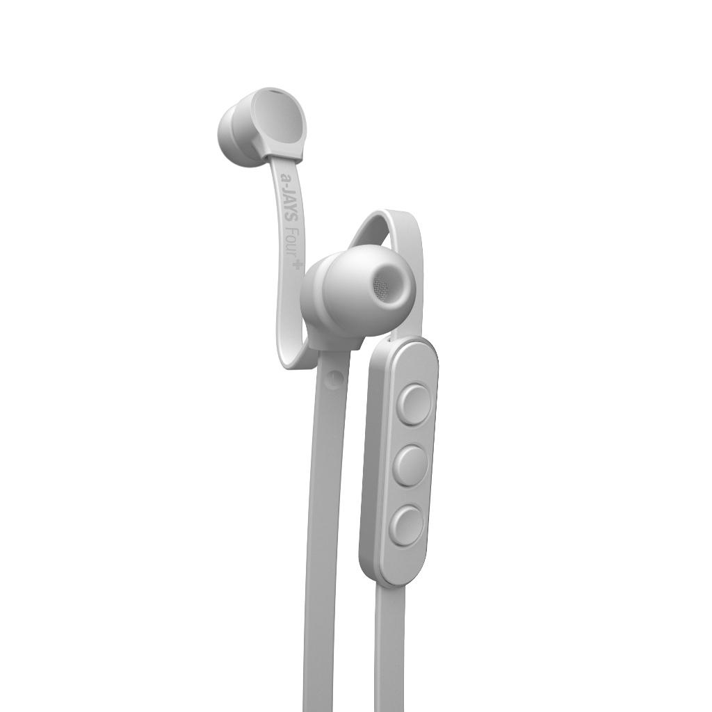 Jays Audio Singapore A One Black Four In Ear Headphones Made For Android