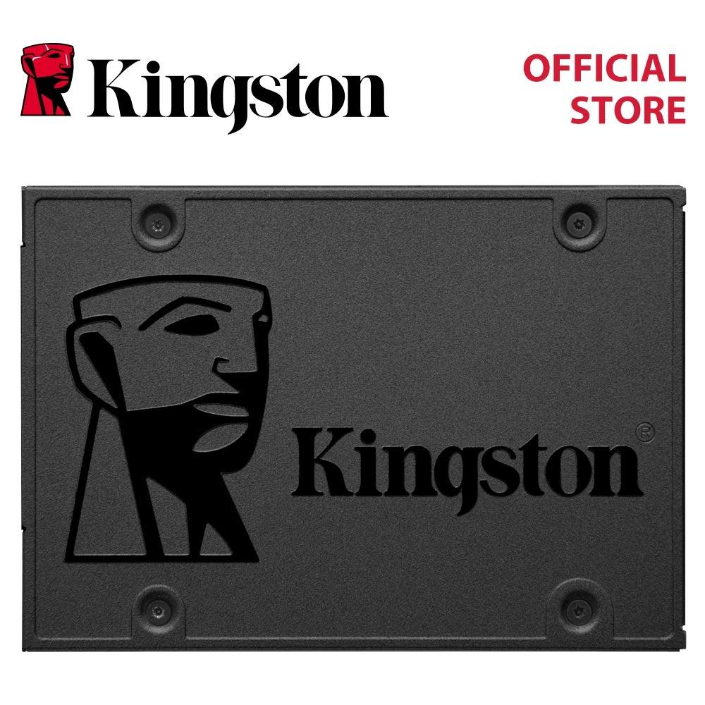 Buy Kingston A400 2 5 Sataiii Ssd Solid State Drive Sa400S37 Capacity 120Gb 240Gb 480Gb Kingston Original