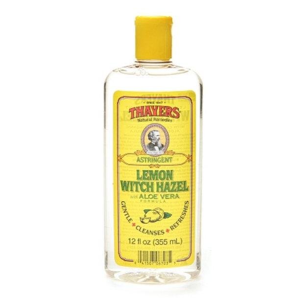 Cheapest Thayers Lemon Witch Hazel With Aloe Vera Formula 12 Fl Oz 355 Ml Online