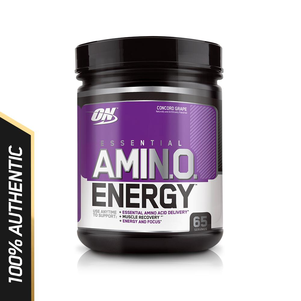 Sale Optimum Nutrition Essential Amino Energy 585G Concord Grape Singapore Cheap