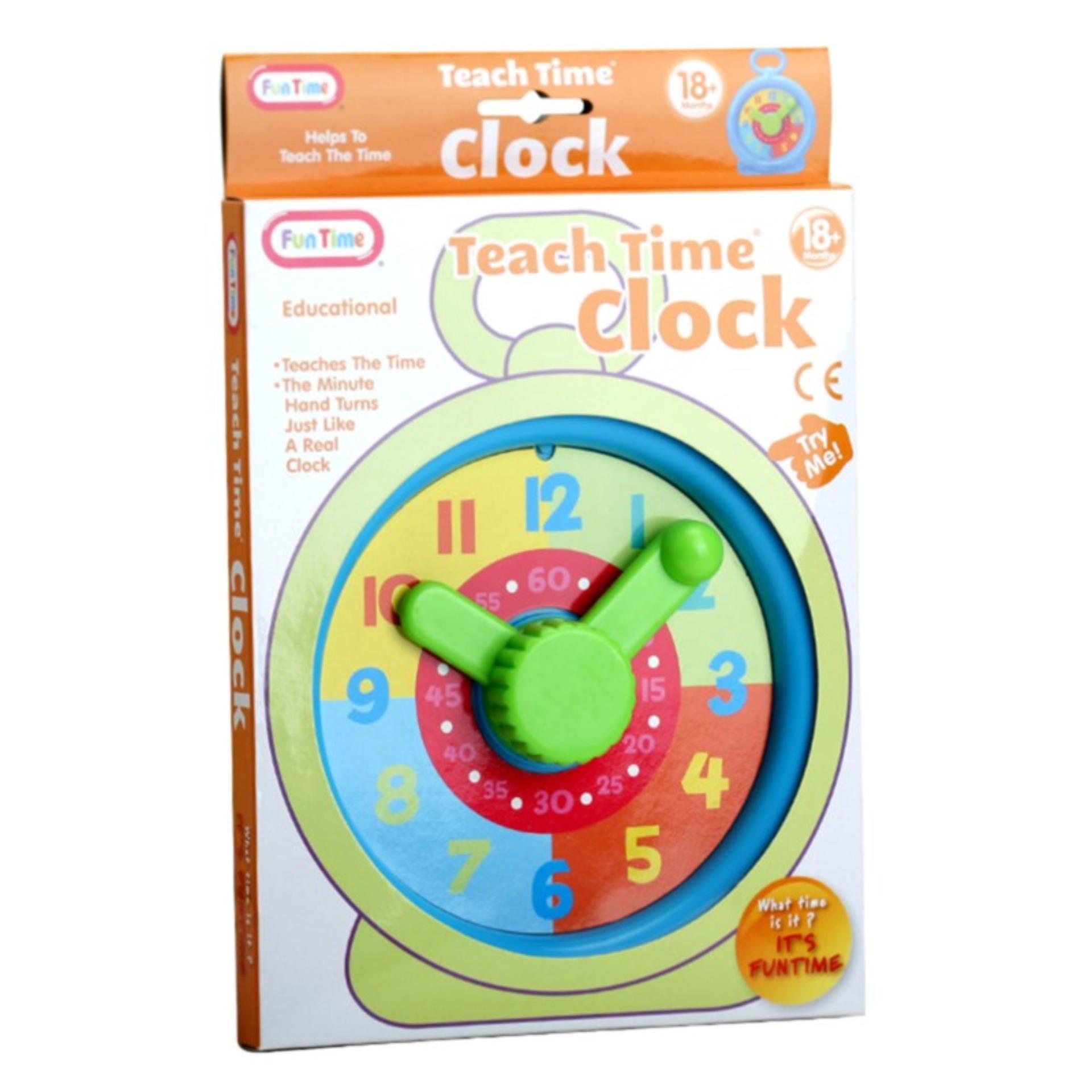 Teaching Clocks - Buy Teaching Clocks at Best Price in Singapore