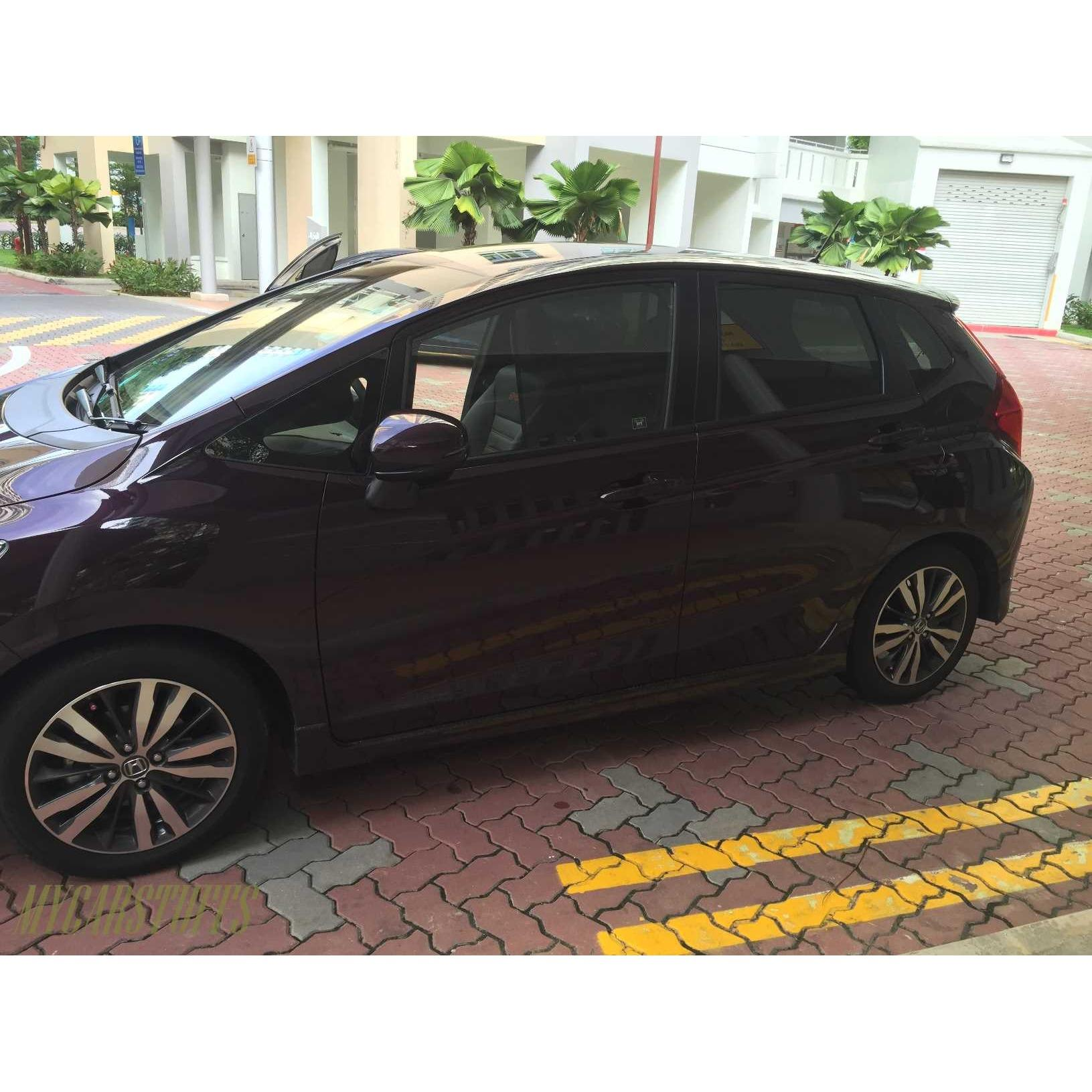 Cheapest Honda Fit Jazz Gk5 2014 2018 Magnetic Sunshade