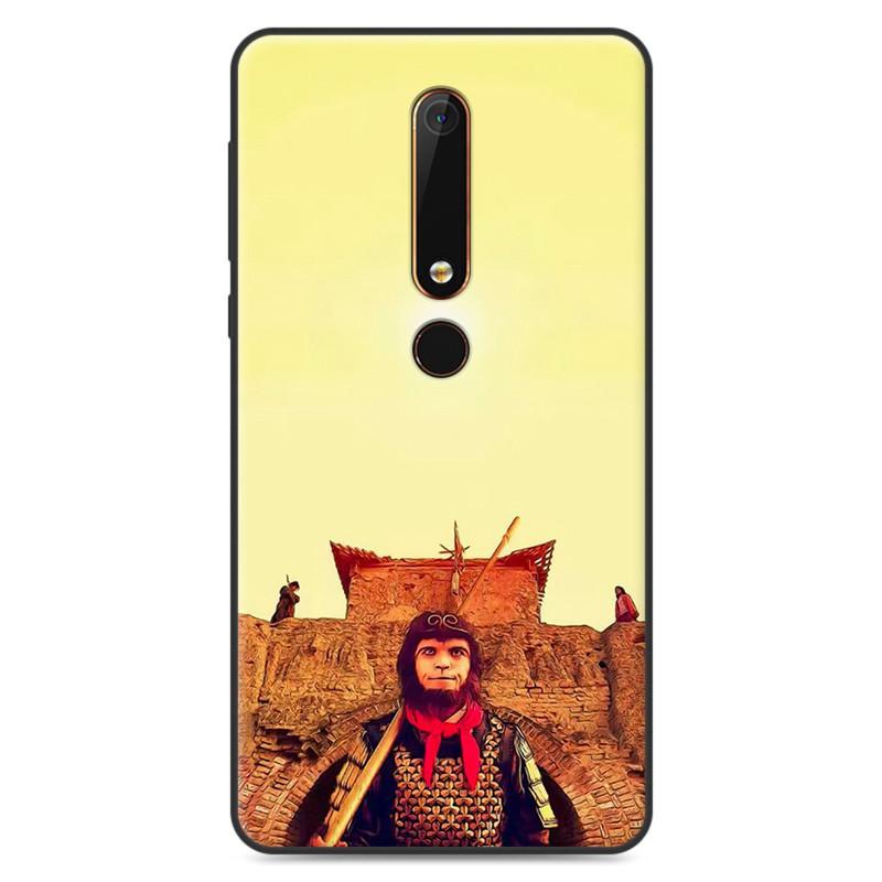 Nokia Selubung Baru Selubung Nokia 6 Anti Jatuh Lem Lunak