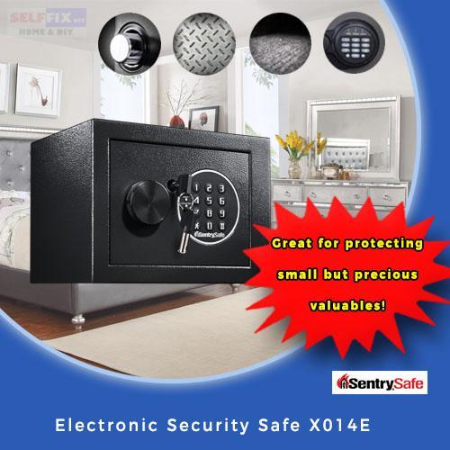 Sentrysafe Digital Small Security Safe X014E