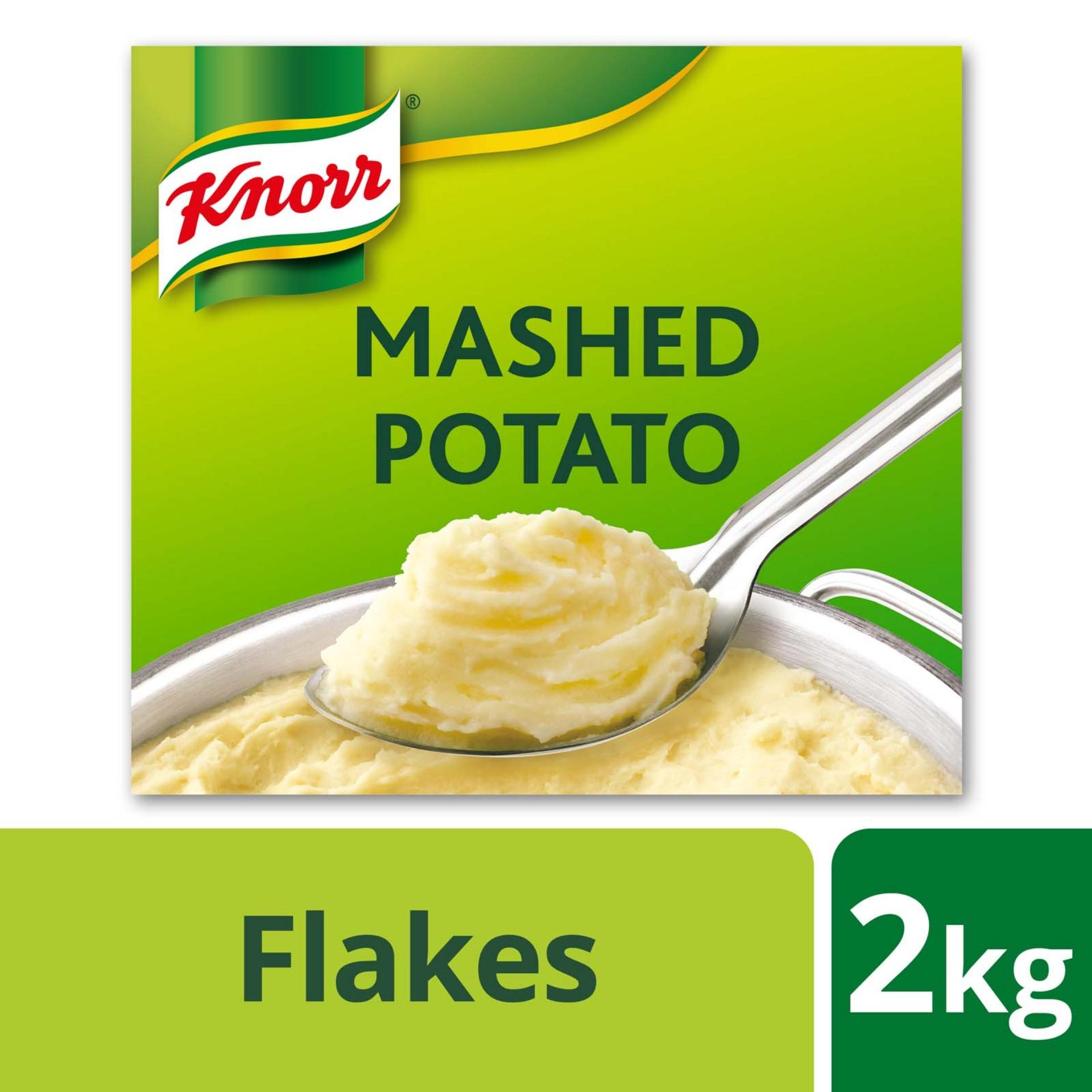 Mashed Potato Knorr 2Kg In Stock