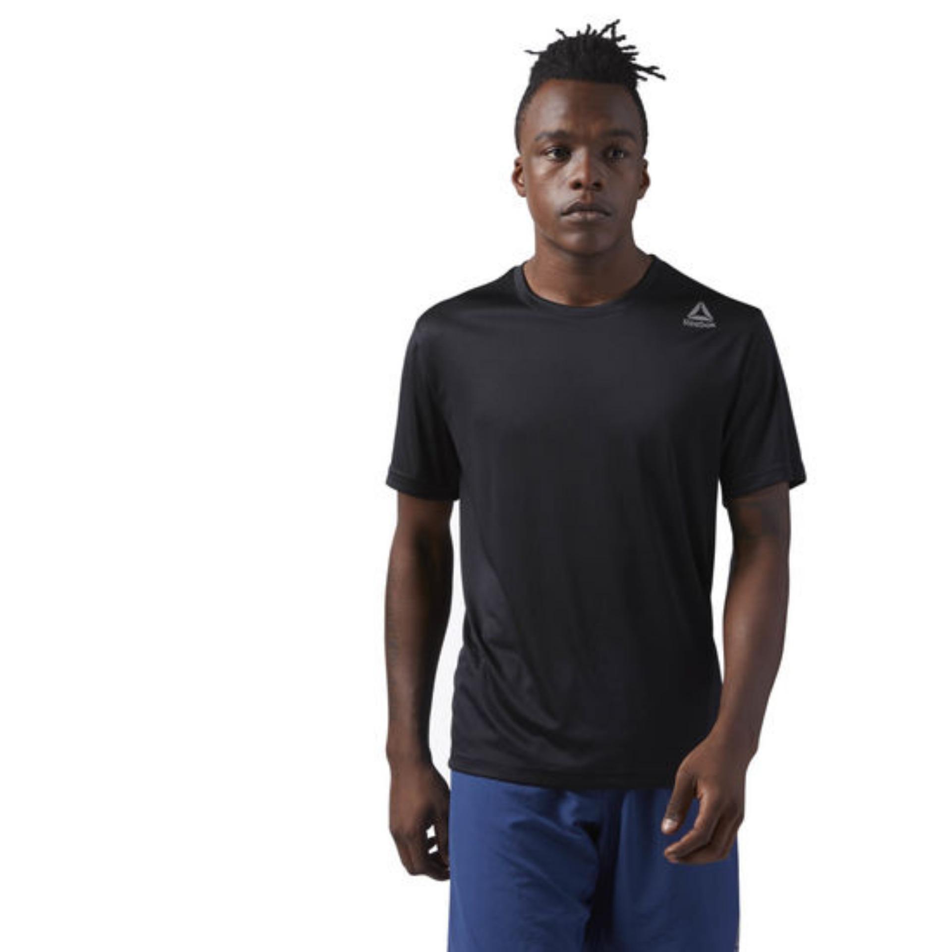Deals For Reebok Men S Running Short Sleeve Tee Ce1310