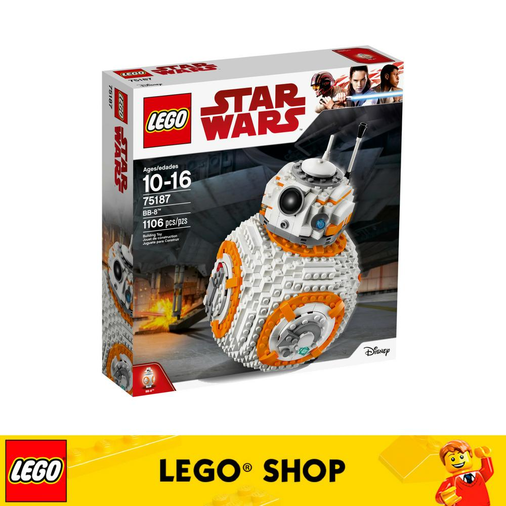 Price Lego® Star Wars Tm Bb 8™ 75187 Singapore