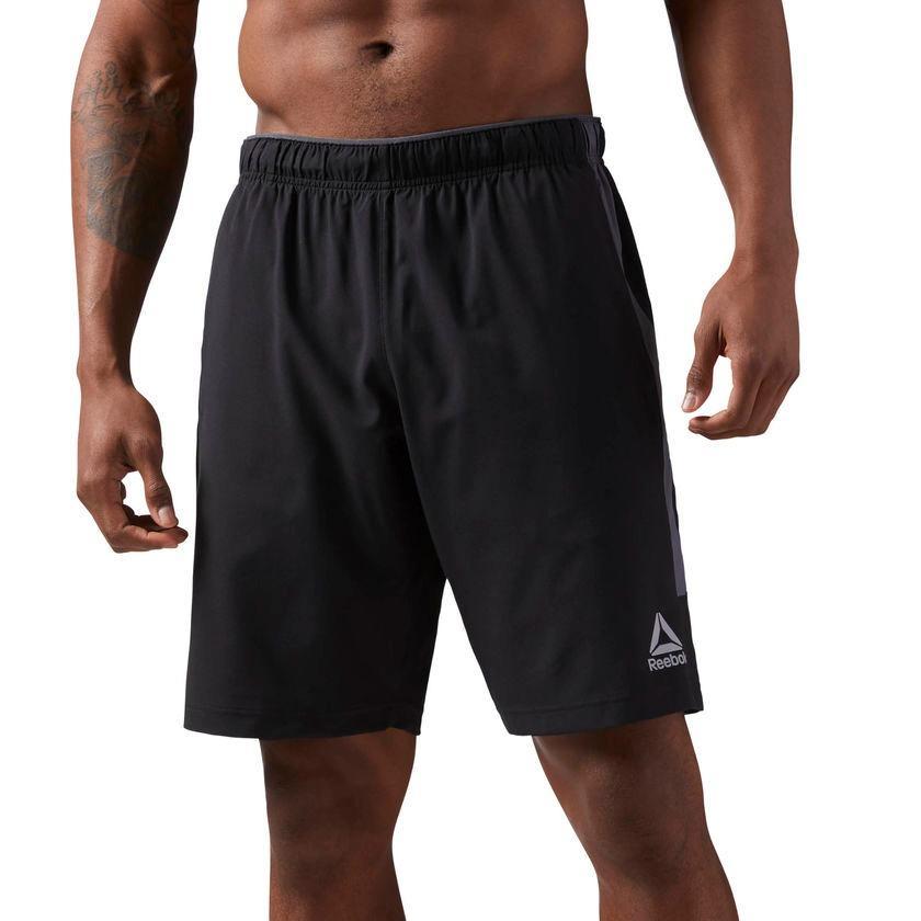Reebok Men S Workout Ready Woven Shorts Ce3878 Singapore