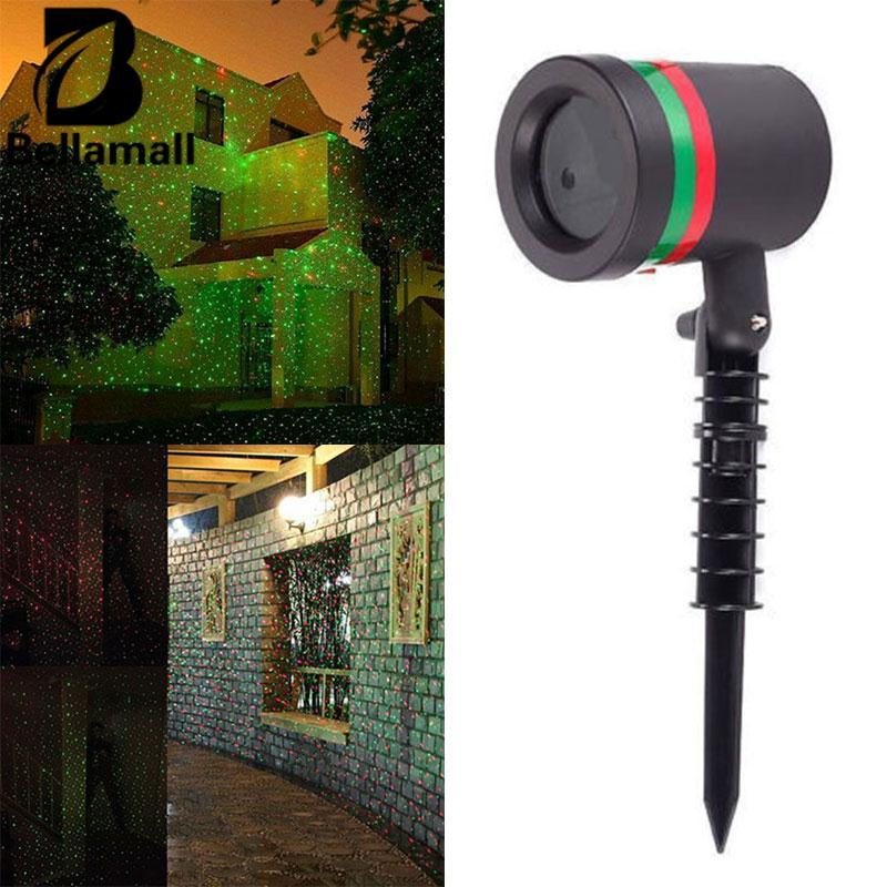 Sales Price Bellamall Lawn Lamp Laser Light Projector Lamp Outdoor Backyard Garden Home Decoration Intl