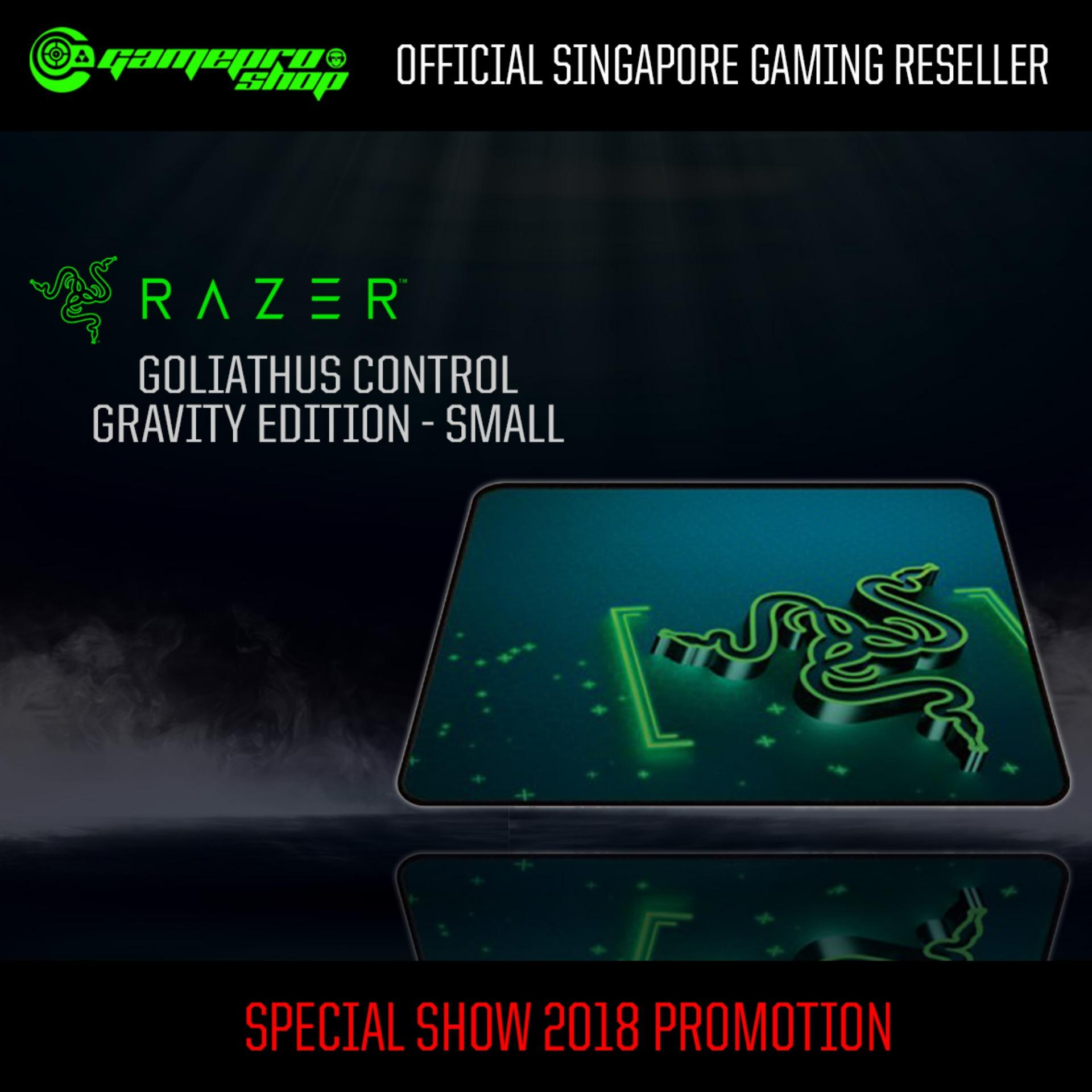 Who Sells The Cheapest Razer Goliathus Control Gravity Edition Small Gss Promo Online