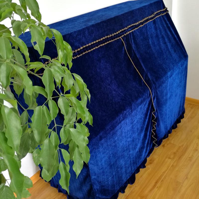 How Do I Get Fabric Piano Half Piano Cover Cloth