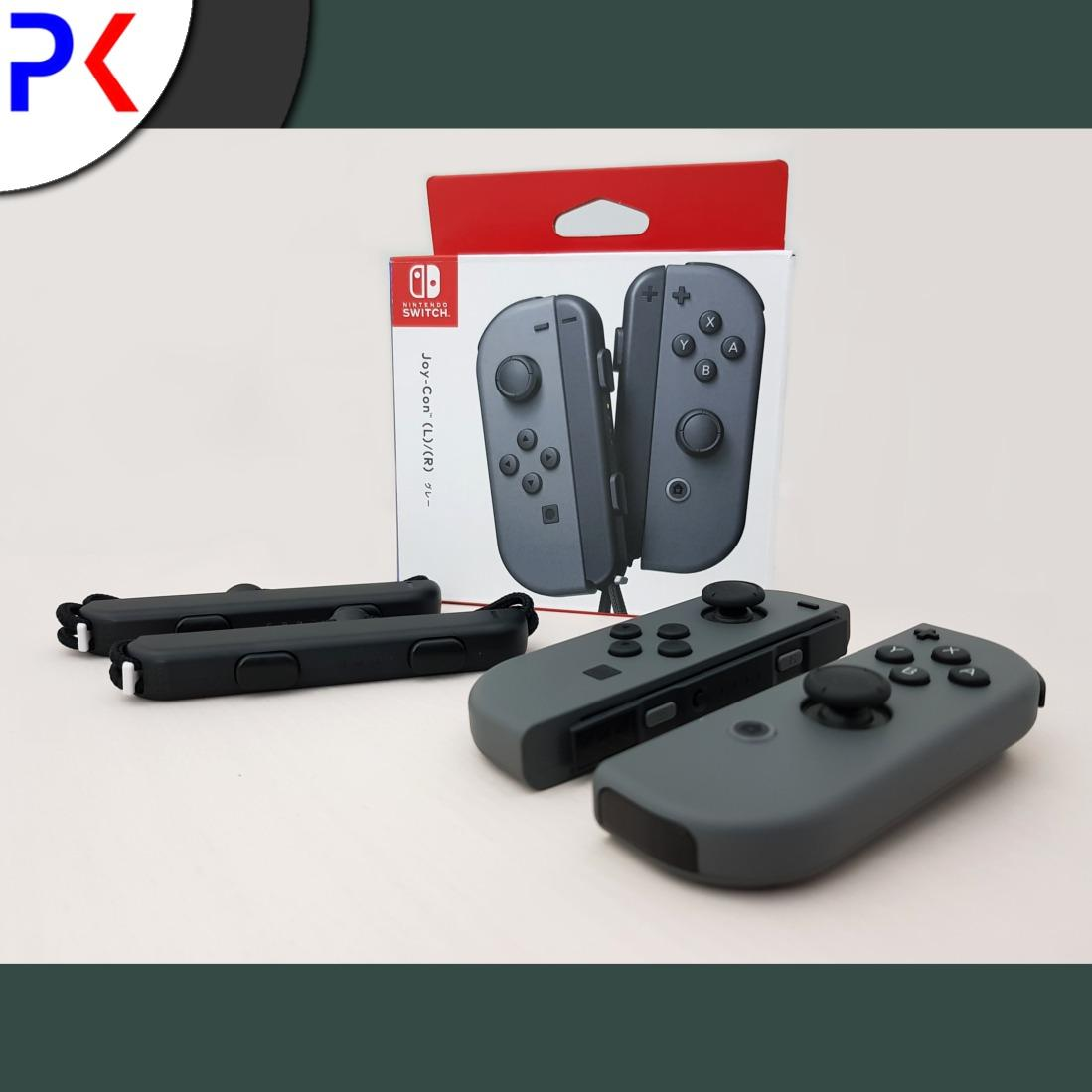 Where Can I Buy Nintendo Switch Joy Con Controller Grey