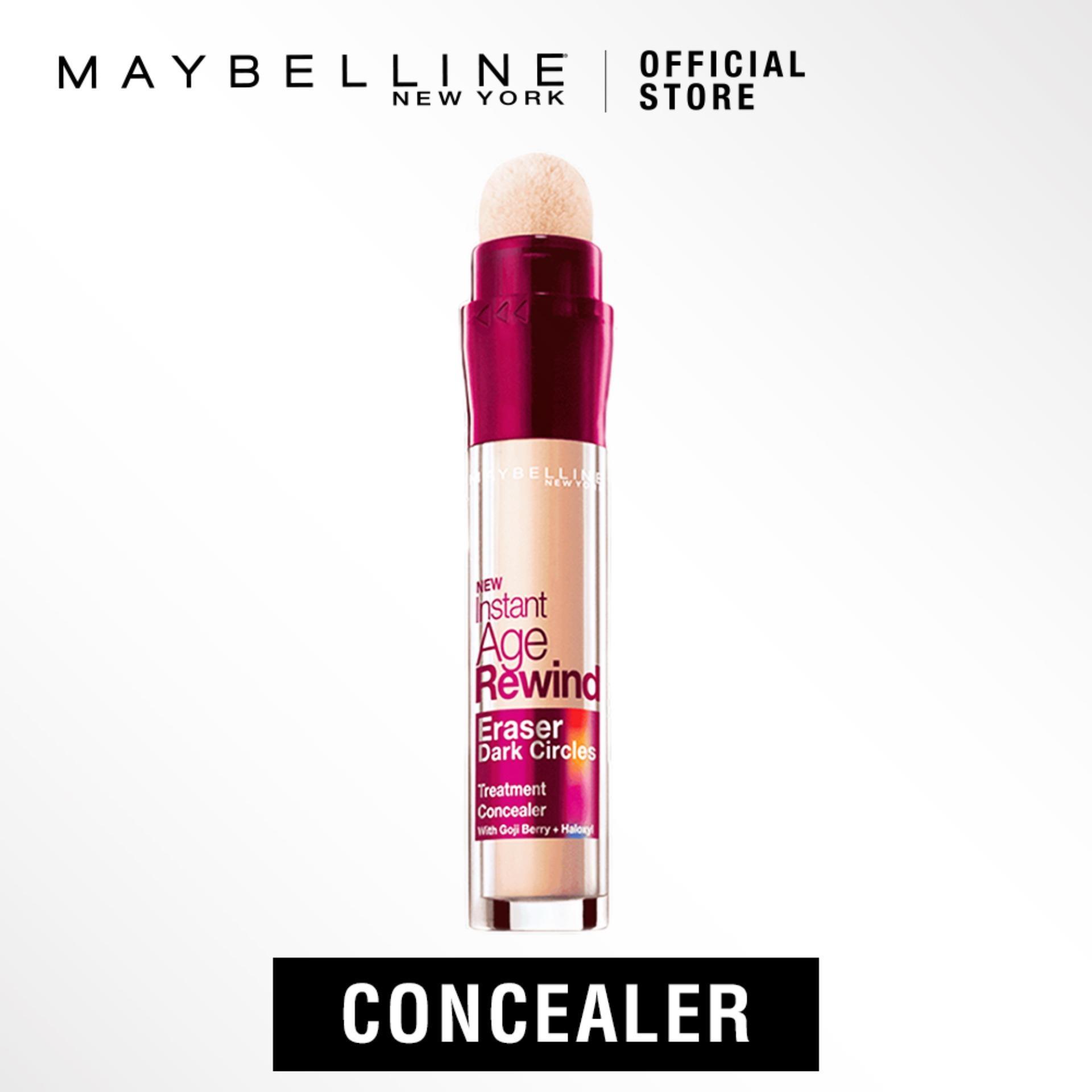 Retail Maybelline Instant Age Rewind Eraser Dark Circles Treatment Concealer