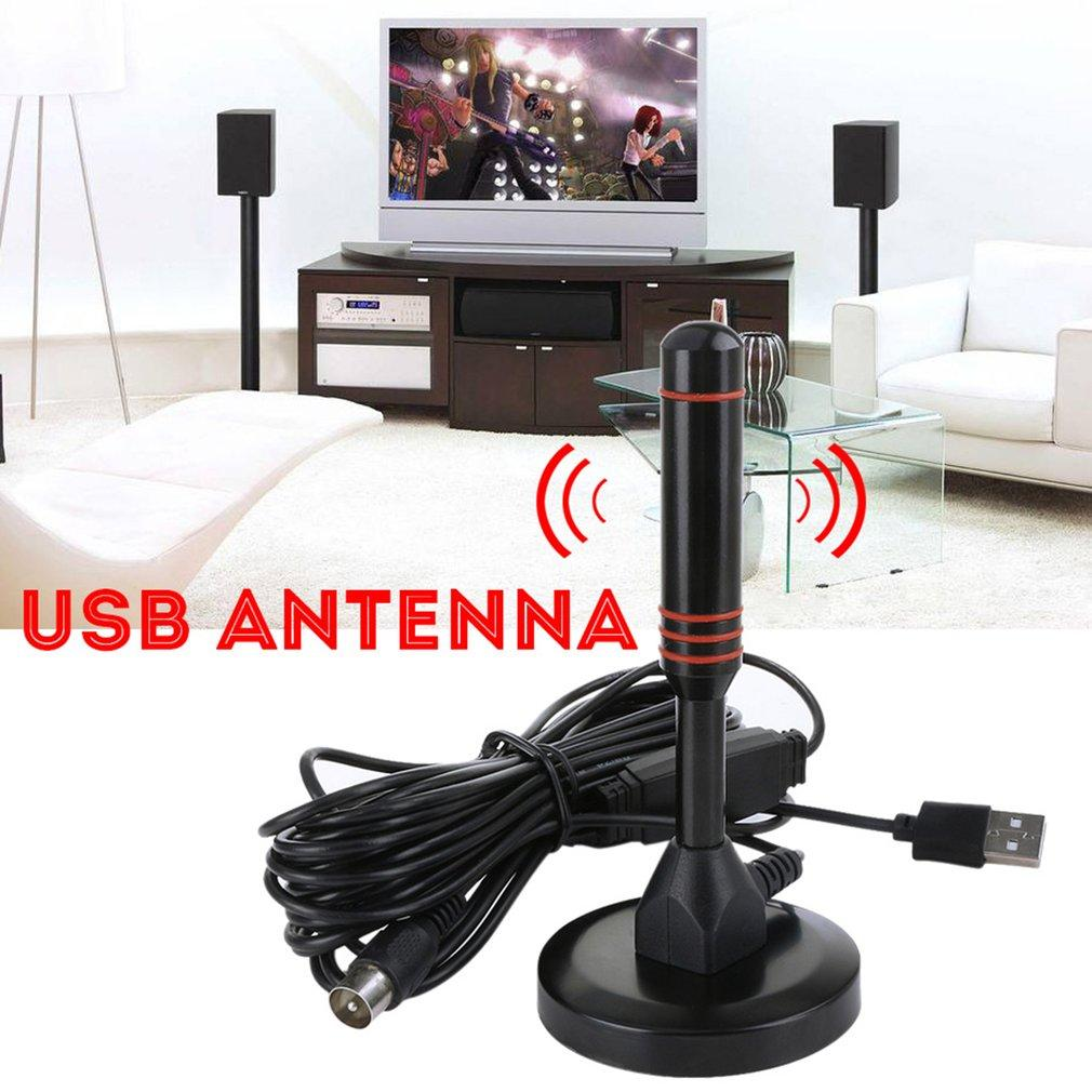For Sale Belle Portable 25Db 1080P Antena Digital Hdtv Antenna Indoor Signal Flat Tv Antenna Black