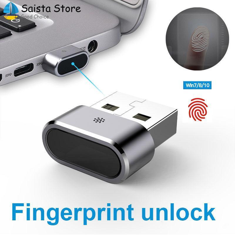 Saista USB Fingerprint Reader Fingerprint Logger Windows 7 8 10 Hello