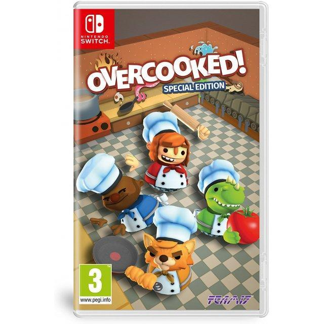 Deals For Nintendo Switch Overcooked Special Edition Au R4