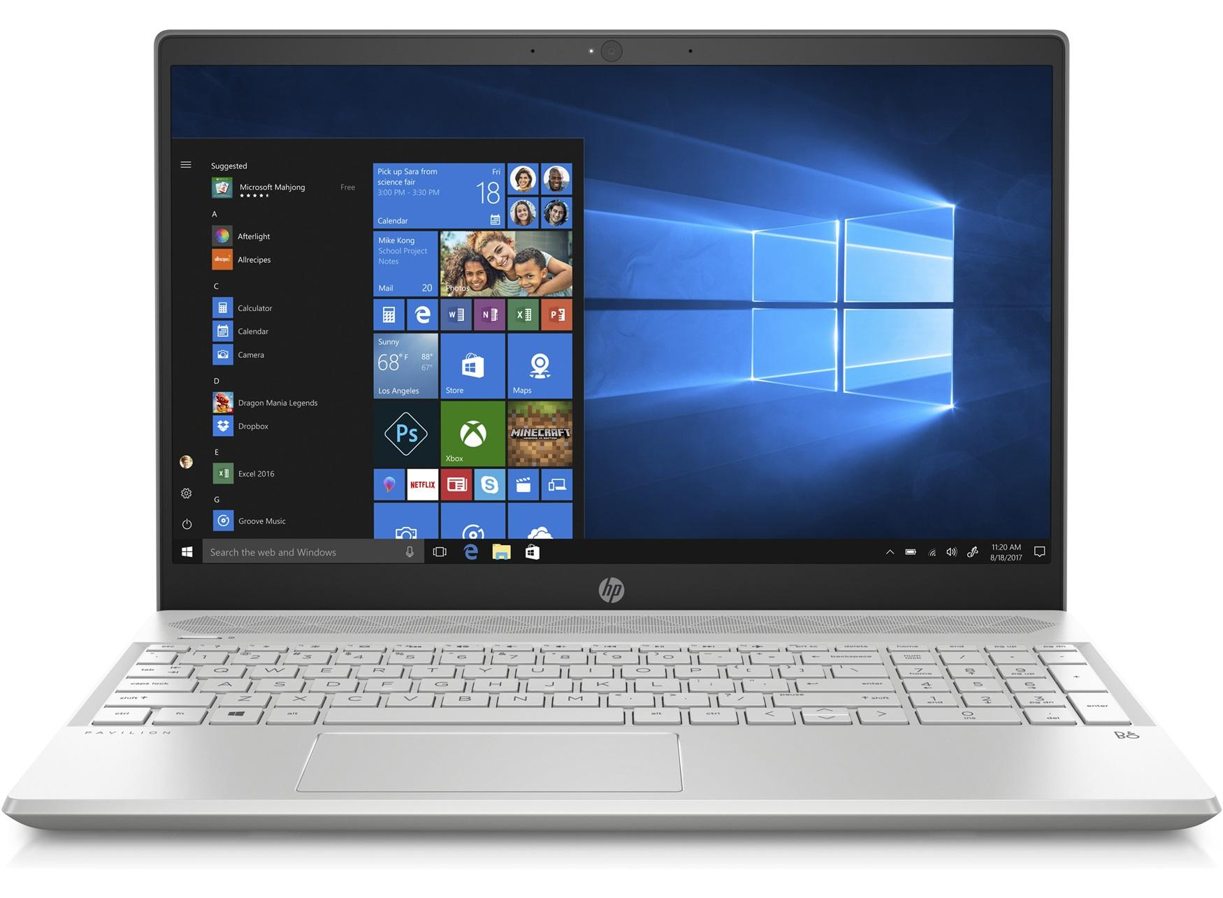 HP Pavilion 14-CE0065TX (8th Gen Intel i7-8550U Processor, 16GB RAM, NVIDIA GeForce MX150 2GB GDDR5, 512GB SSD)