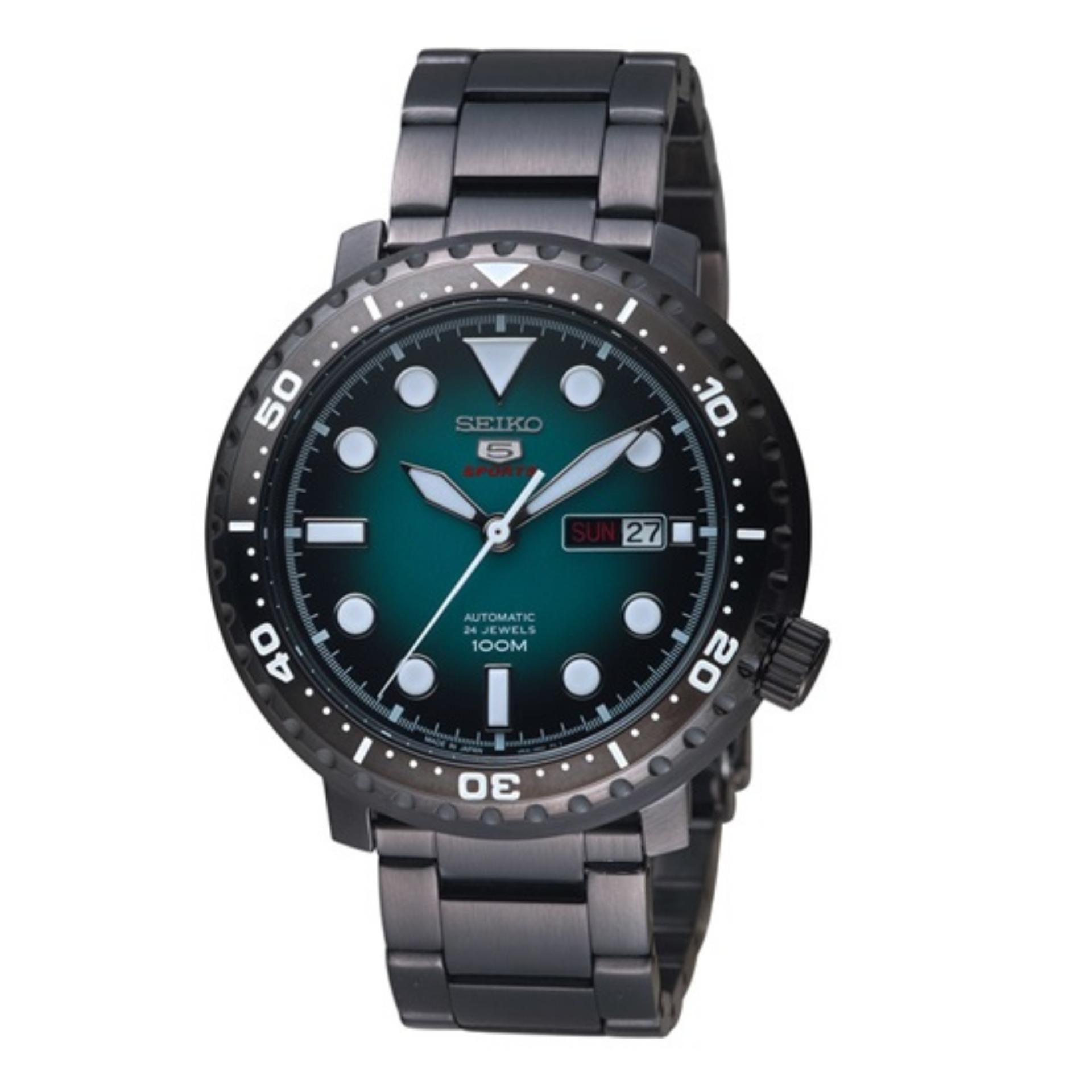 Srpc65j1 Seiko Men's 5 Sports Automatic Watch oeWQrxBEdC