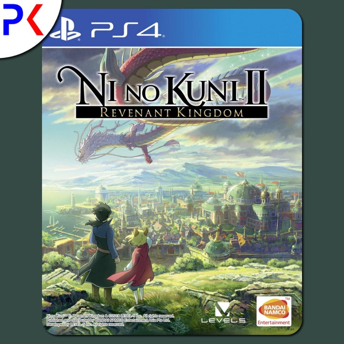 Best Offer Ps4 Ni No Kuni Ii Revenant Kingdom R3