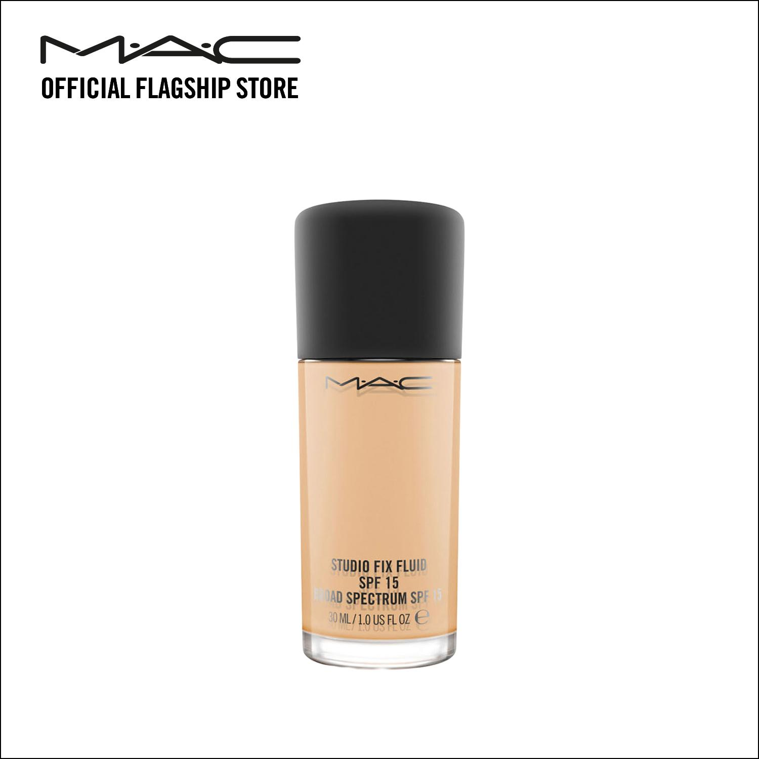 Lowest Price Mac Studio Fix Fluid Spf 15 Foundation Nc25