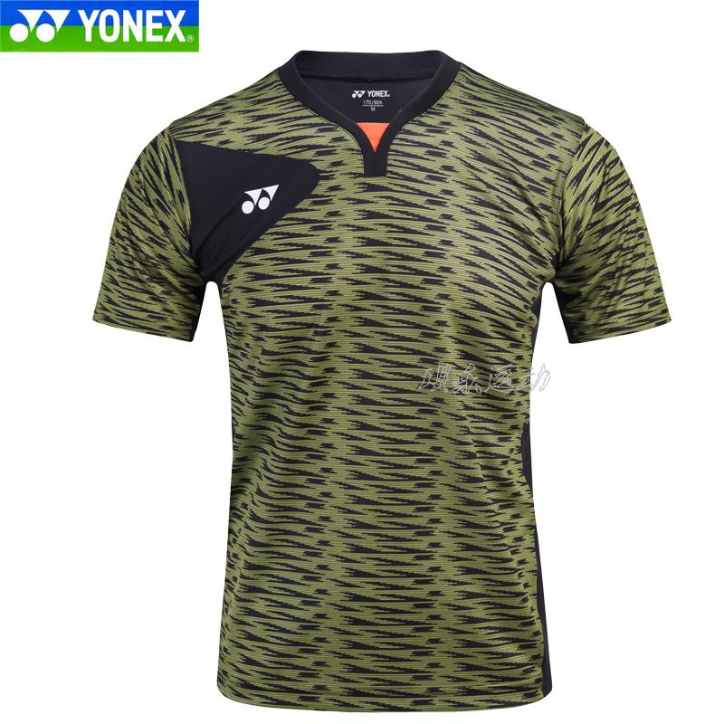 2f06362a7acf2 Japan Yonex yonex yy Badminton Clothing 110637 210637 Men And Women Racing  Suit Japan Design