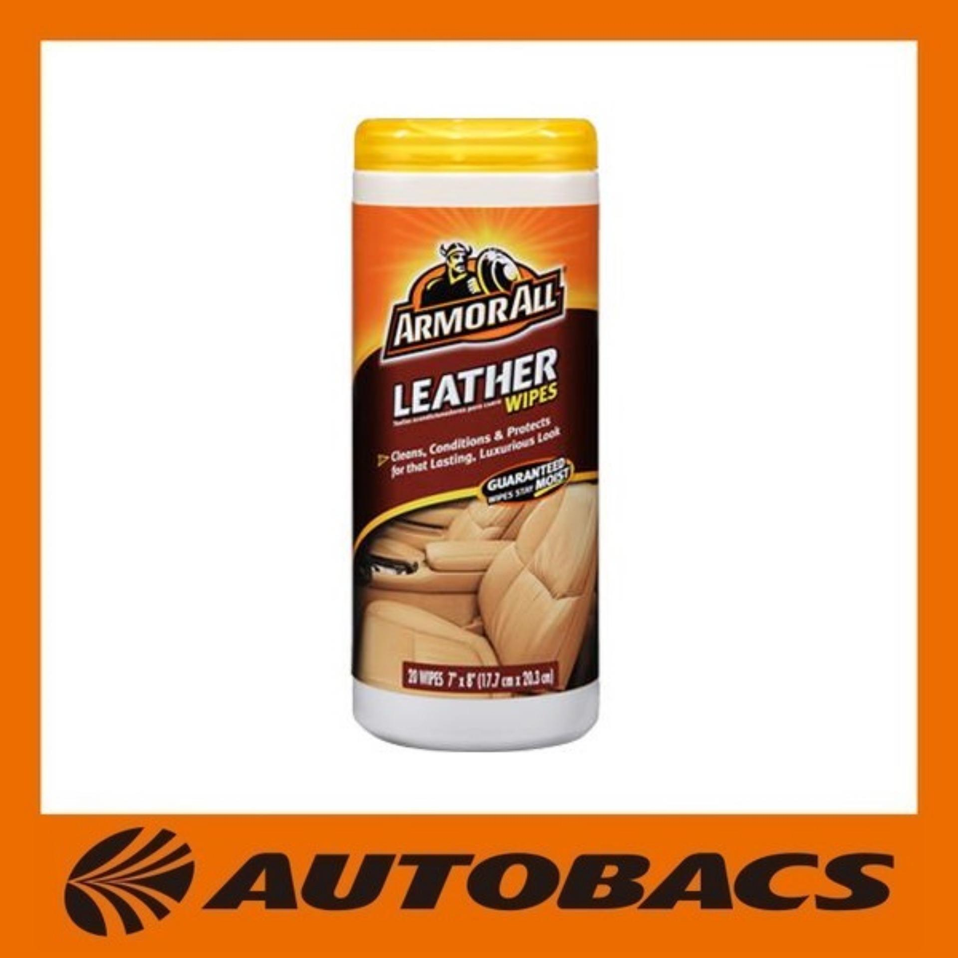 Top Rated Armor All A10881 Aa Leather Wipes