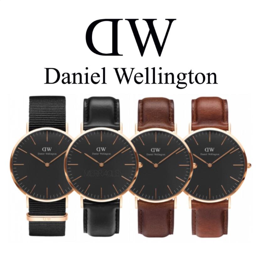 Daniel Wellington Classic Black Rose Gold 40Mm Coupon