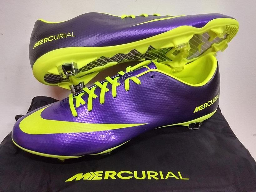 42a5ed581 NIKE MERCURIAL VAPOR IX FG FIRM GROUND FOOTBALL SOCCER BOOTS CLEATS SHOES  570