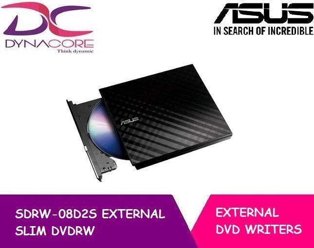 ASUS SDRW-08D2S EXTERNAL SLIM DVDRW