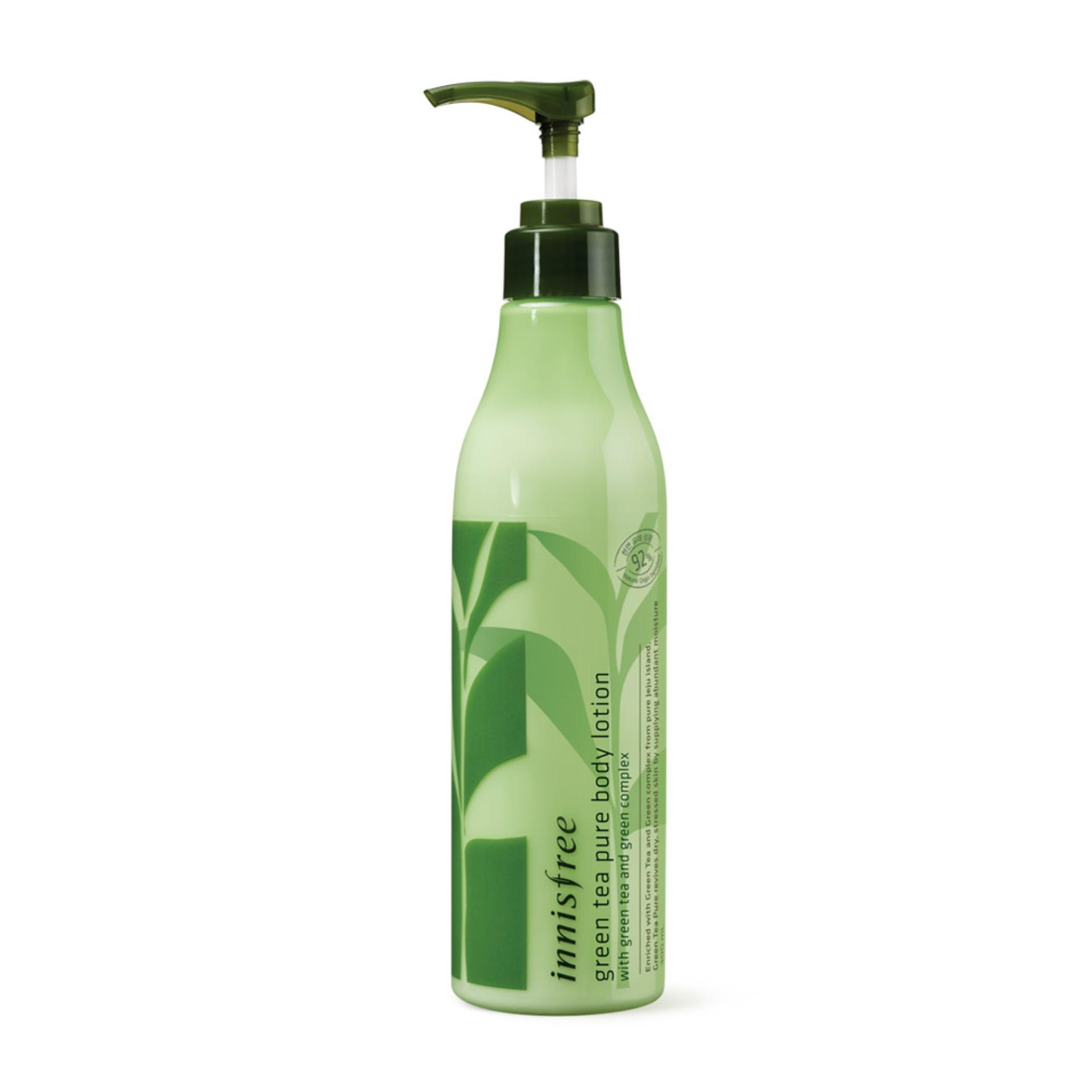 Cheapest Innisfree Green Tea Body Lotion 300Ml Online