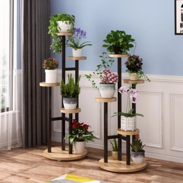 5 Tier Plant Rack (Set of 2pcs)