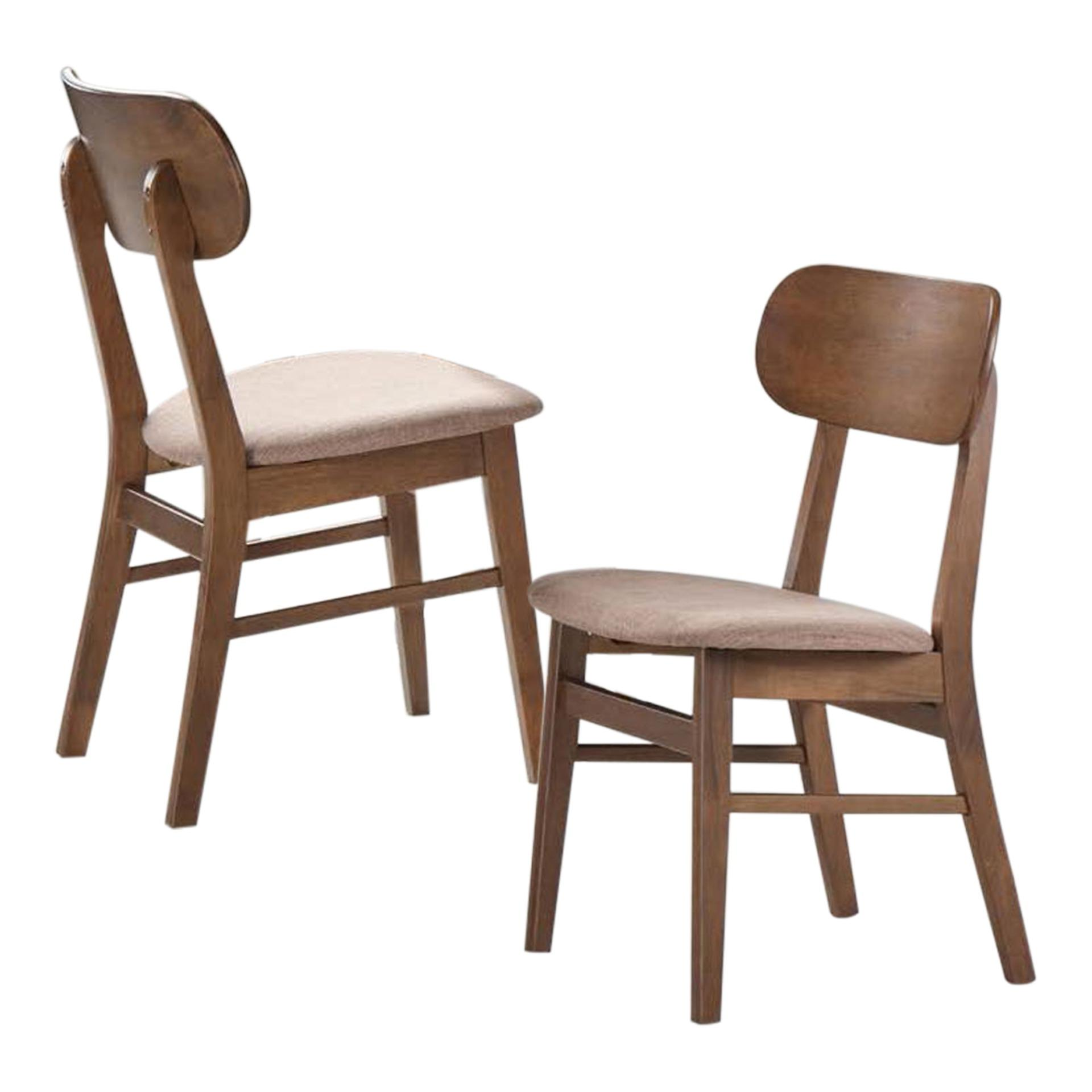 Margot Dining Chairs_Set of 2 (FREE DELIVERY)(FREE ASSEMBLY)