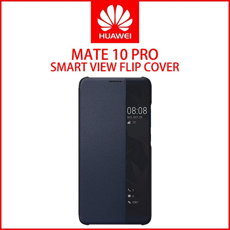 Best Offer Huawei Mate 10 Pro Smart View Flip Case