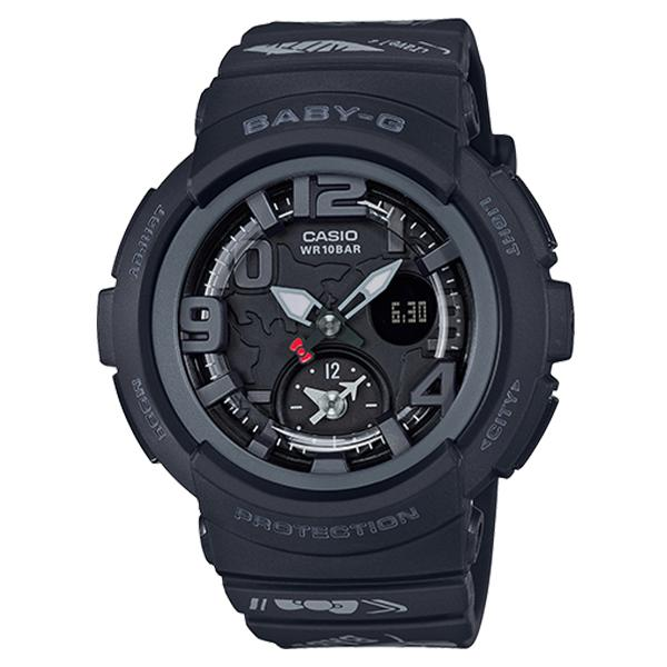 Best Price Casio Baby G X Hello Kitty Limited Edition Black Resin Band Watch Bga190Kt 1B Bga 190Kt 1B