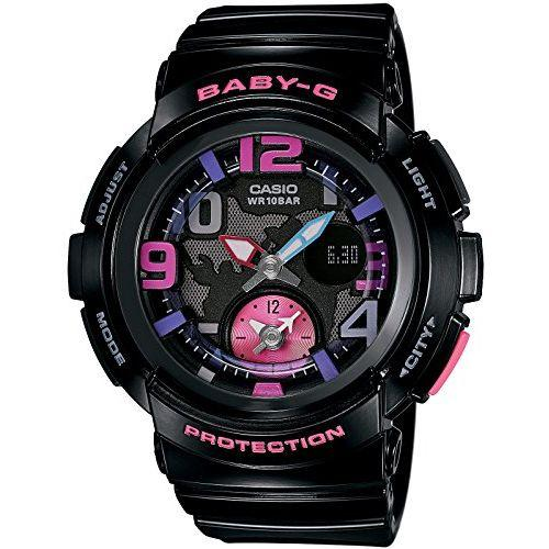 ae840ec9f0cea New Arrival  Casio Baby-G Glide Sport Lineup Black Resin Band Watch ...