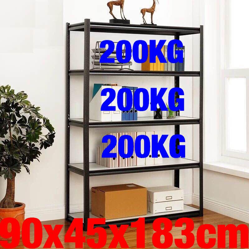 Price Umd Super Heavy Duty Boltless Bookshelf Book Shelf Storage Rack Steel Rack With Height Adjustable Shelf On Singapore
